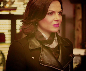 ouat, regina mills, and evil queen image