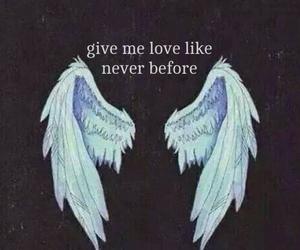 ed sheeran, give me love, and Lyrics image