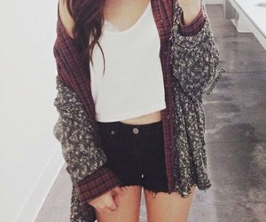 clothes, cozy, and shorts image