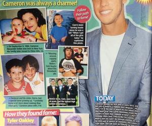 cameron dallas and j-14 magazine image