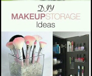 ideas, diy, and make up image