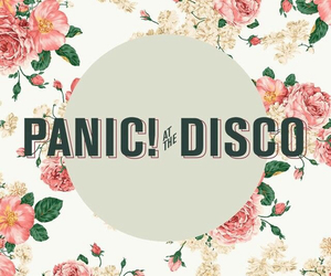 panic! at the disco, band, and P!ATD image