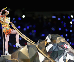 super bowl, katy perry, and roar image