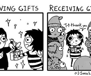 funny, gifts, and sarah andersen image