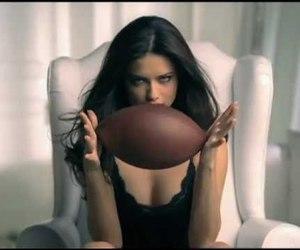 Adriana Lima, Victoria's Secret, and super bowl image