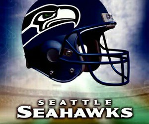 football, seattle, and patriots image