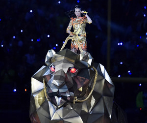 katy perry, super bowl, and halftime image