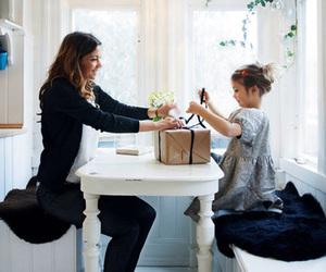 family, girl, and kids image