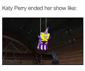 funny, katy perry, and super bowl image