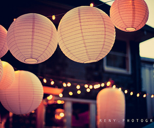 light, lantern, and quote image
