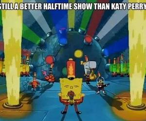 katy perry and sponge bob image