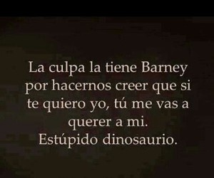 barney and love image