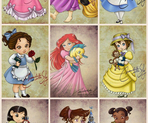 disney and drawing image