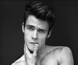boy, sexy, and model image