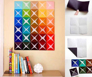 diy, colors, and decoration image