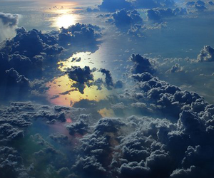 beautiful, sky, and clouds image