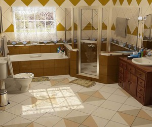 love bathroom designs image