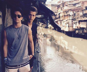 the vamps, connor ball, and thevamps image