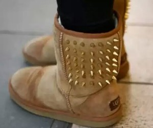 uggs, ugg, and boots image