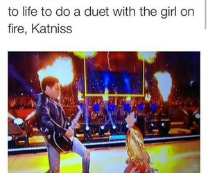 fire, cinna, and funny image