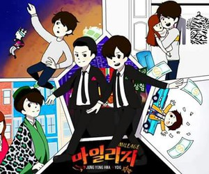 fanart, yong hwa, and ydg image