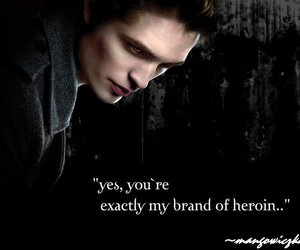 cullen, edward, and quote image