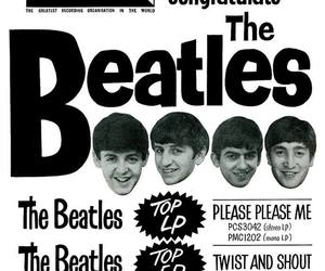 1963, twistandshout, and beatles image