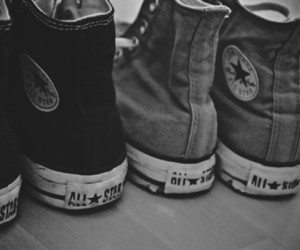 all star, b&w, and black and white image