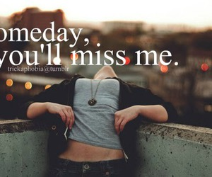 quote, miss, and someday image