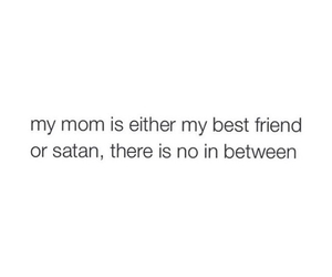 funny, mom, and satan image