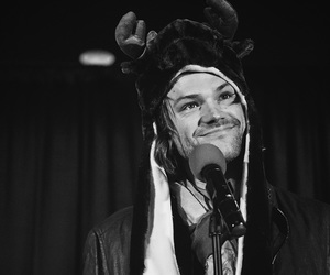 supernatural, jared padalecki, and moose image