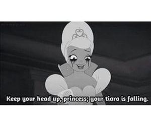 tiara and princess image