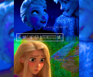 cry, disney, and frozen image