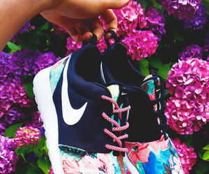 colorful, fashion, and nike image