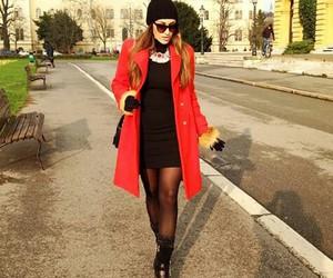 Best, coat, and hana image