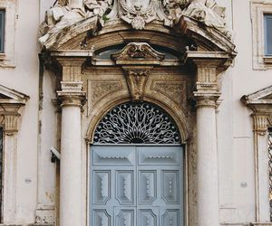 door, beautiful, and architecture image