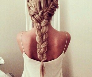 beauty, girly, and hairstyle image