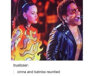 funny, katy perry, and katniss image