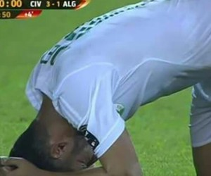 l'algerie, teamdz, and can2015 image