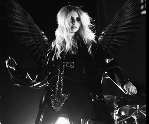 Taylor Momsen, the pretty reckless, and angel image