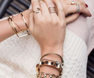 accessories, rings, and braceletts image