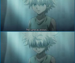 hunter x hunter, hxh, and killua zoldyck image