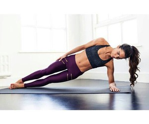 fitness, girl, and fit image