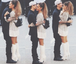 ariana grande, love, and jai brooks image