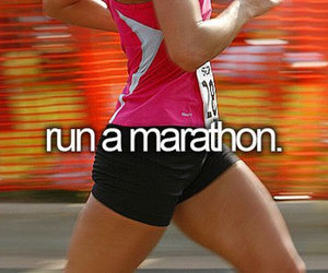 run, sport, and fit image