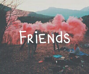 friends and hipster image