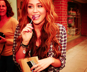 disney, ginger, and miley cyrus image