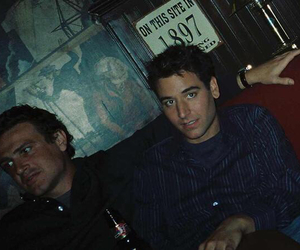 himym, ted mosby, and marshall eriksen image
