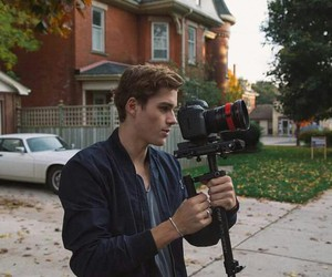 camera, jack and finn, and finn image