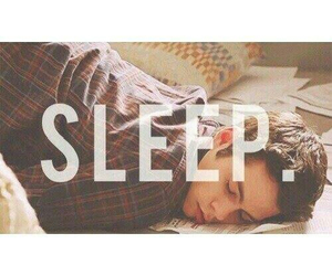 sleep, teen wolf, and dylan o'brien image